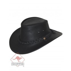 Leather Hat Byron