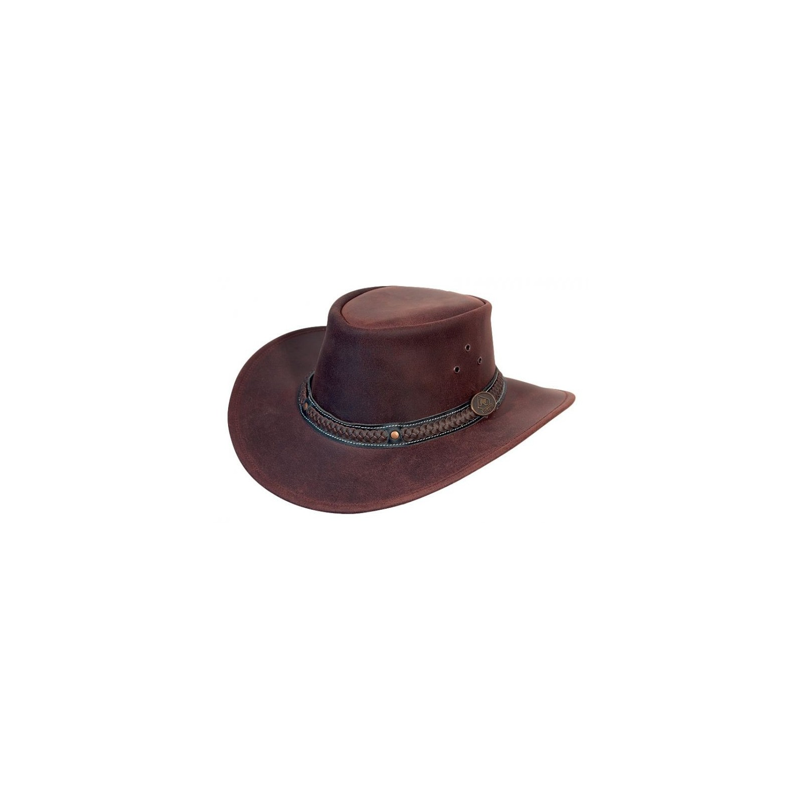 Leather Hat Wilsons