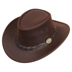 Leather Hat Bushman