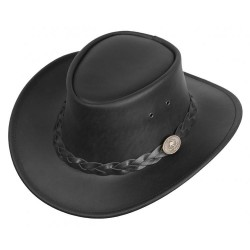 Leather Hat Bushman