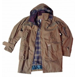 Cossack Jacket (Oilskin)