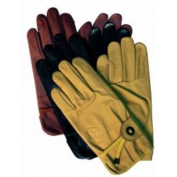 gants en cuir scippis