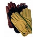 guantes de cuero de scippis