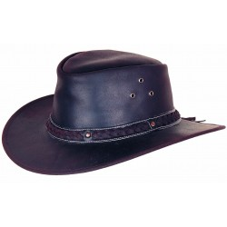 Chapeau de cuir Williams