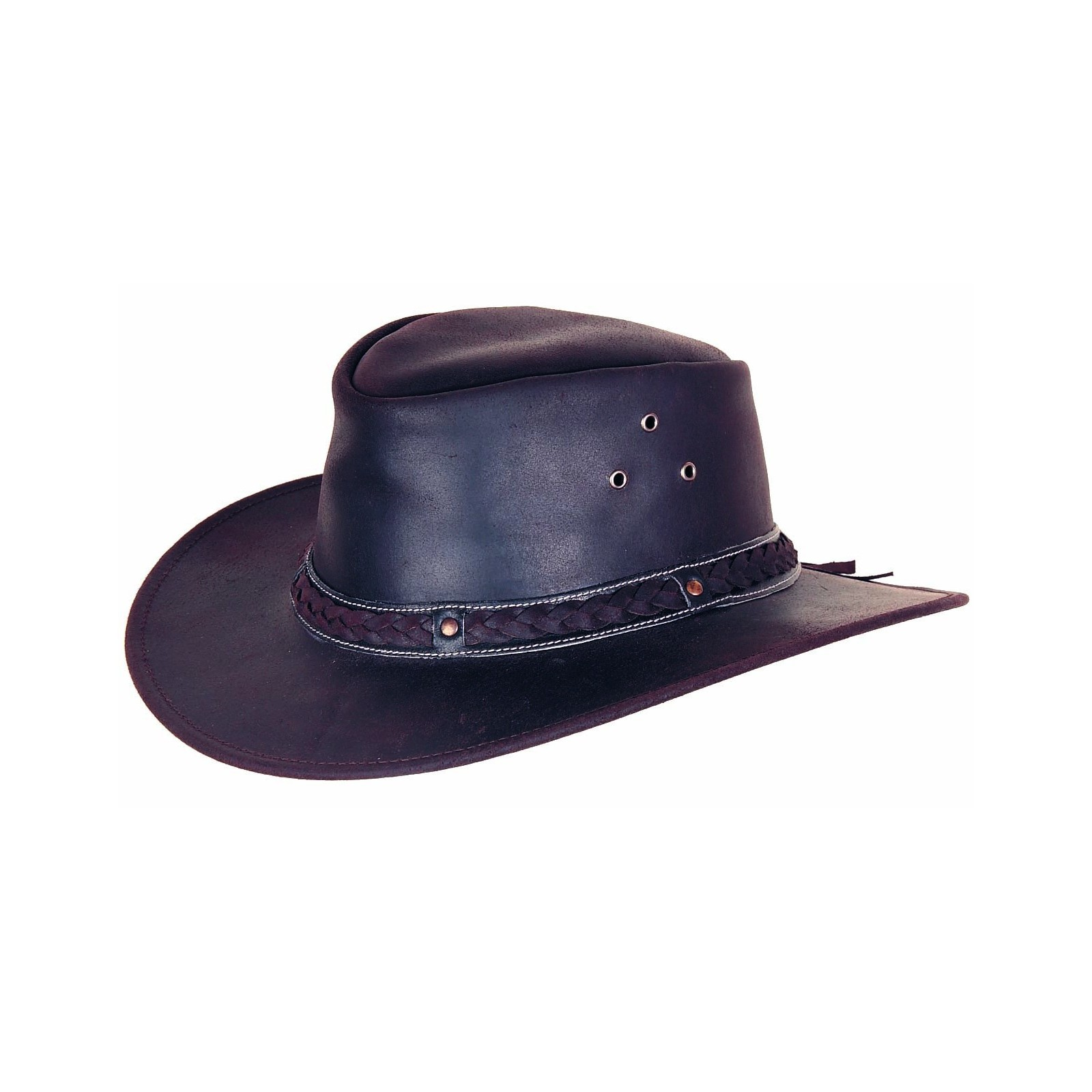Leather hat Williams