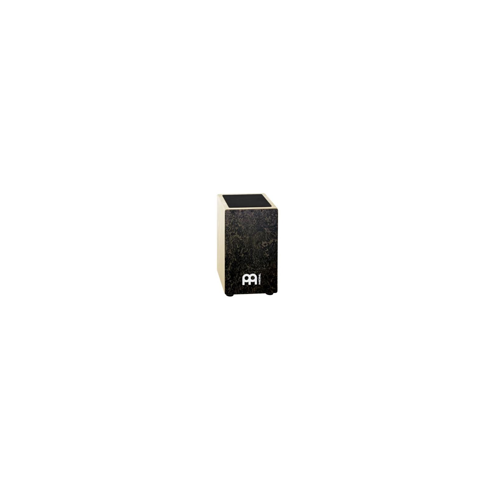Cajon (Meinl) Makhaburl Frontplatte (schwarz)