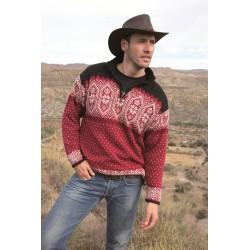 Troyer Kike Pullover (Alpaca Wool)