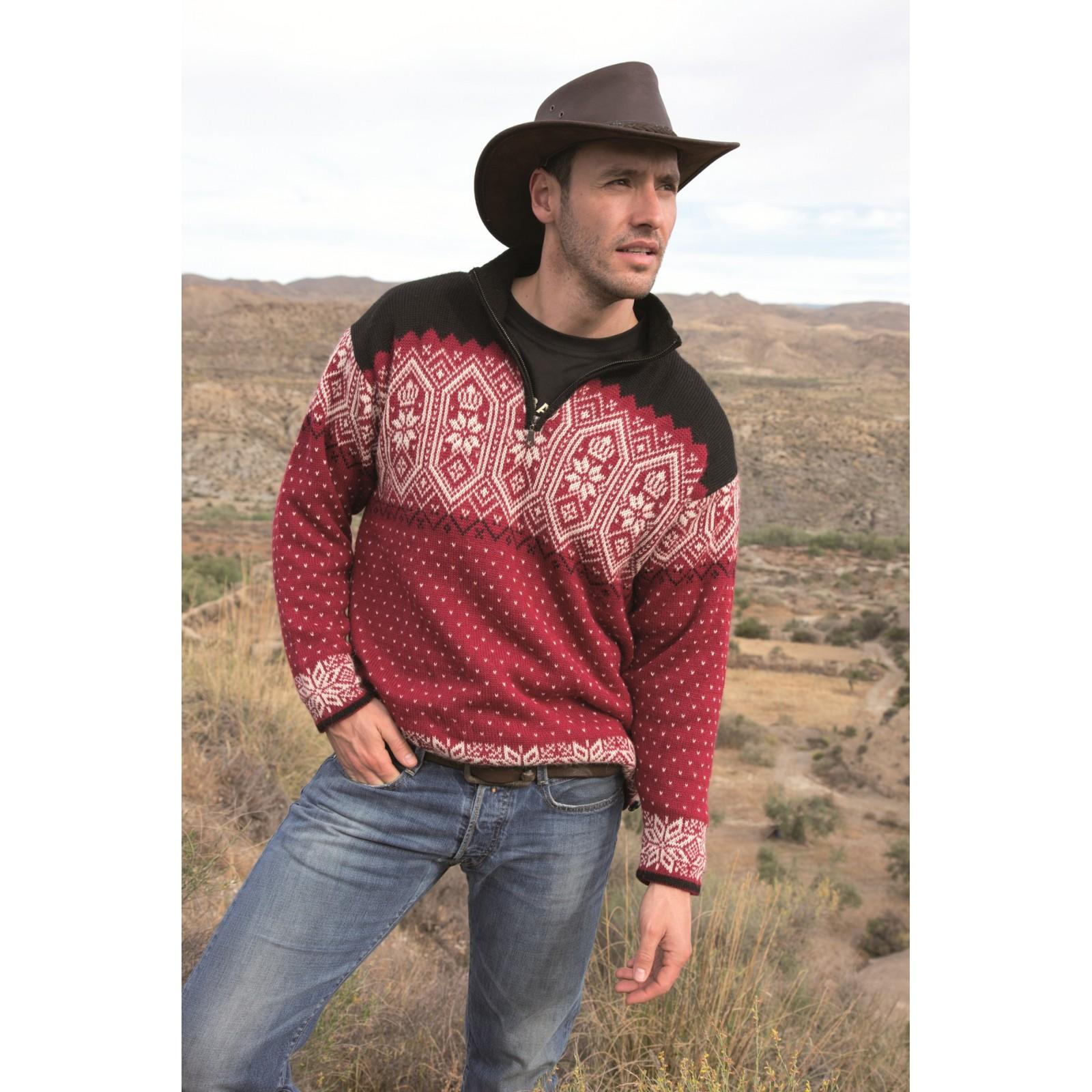 Jersey de Kike Troyer (lana de Alpaca)