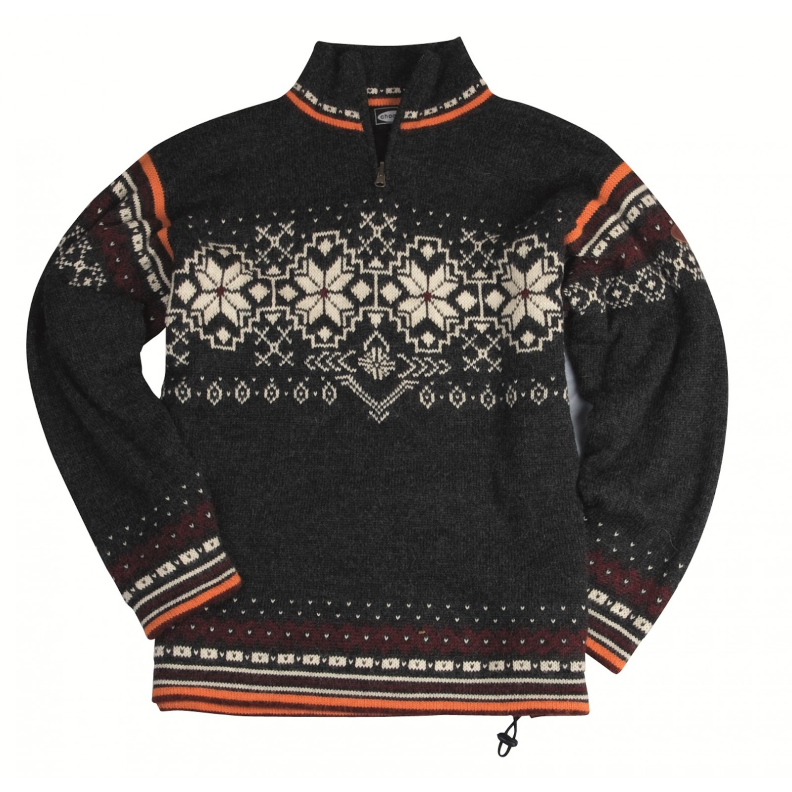 Troyer Marko Pullover (Alpaka Wolle)
