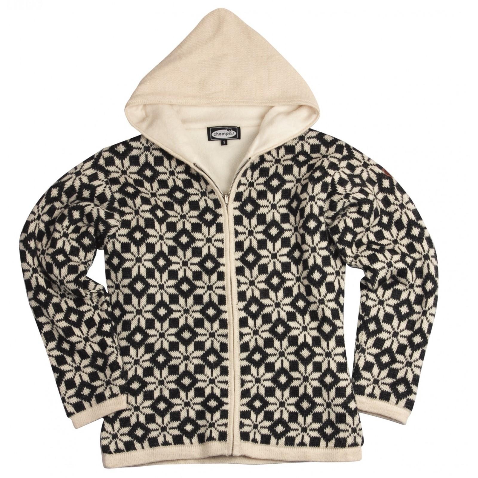 Ladies Jacket Klara (Alpaca Wool)