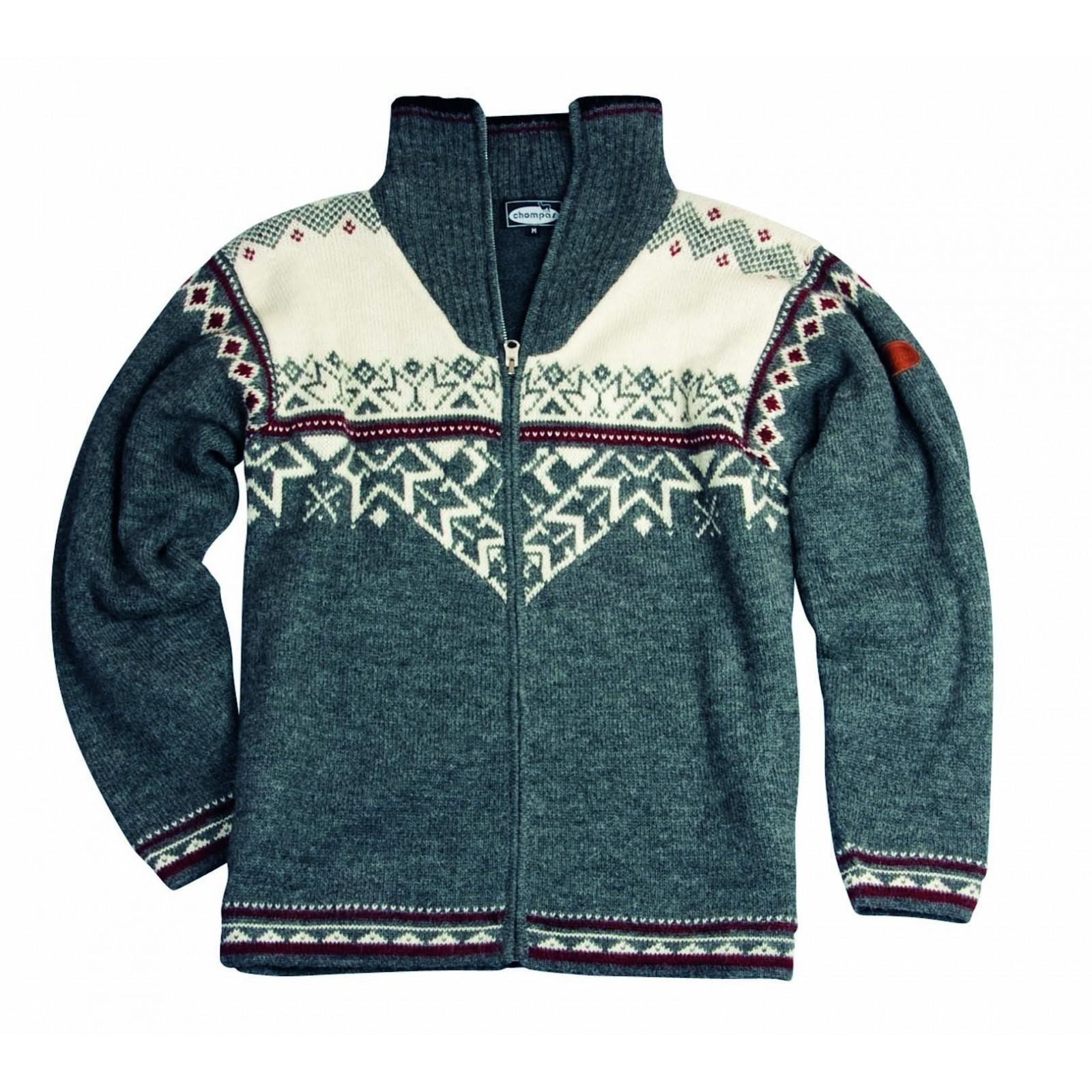 Jacket Kevin (Alpaka Wolle)