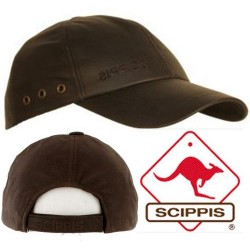 Leather Cap Scippis