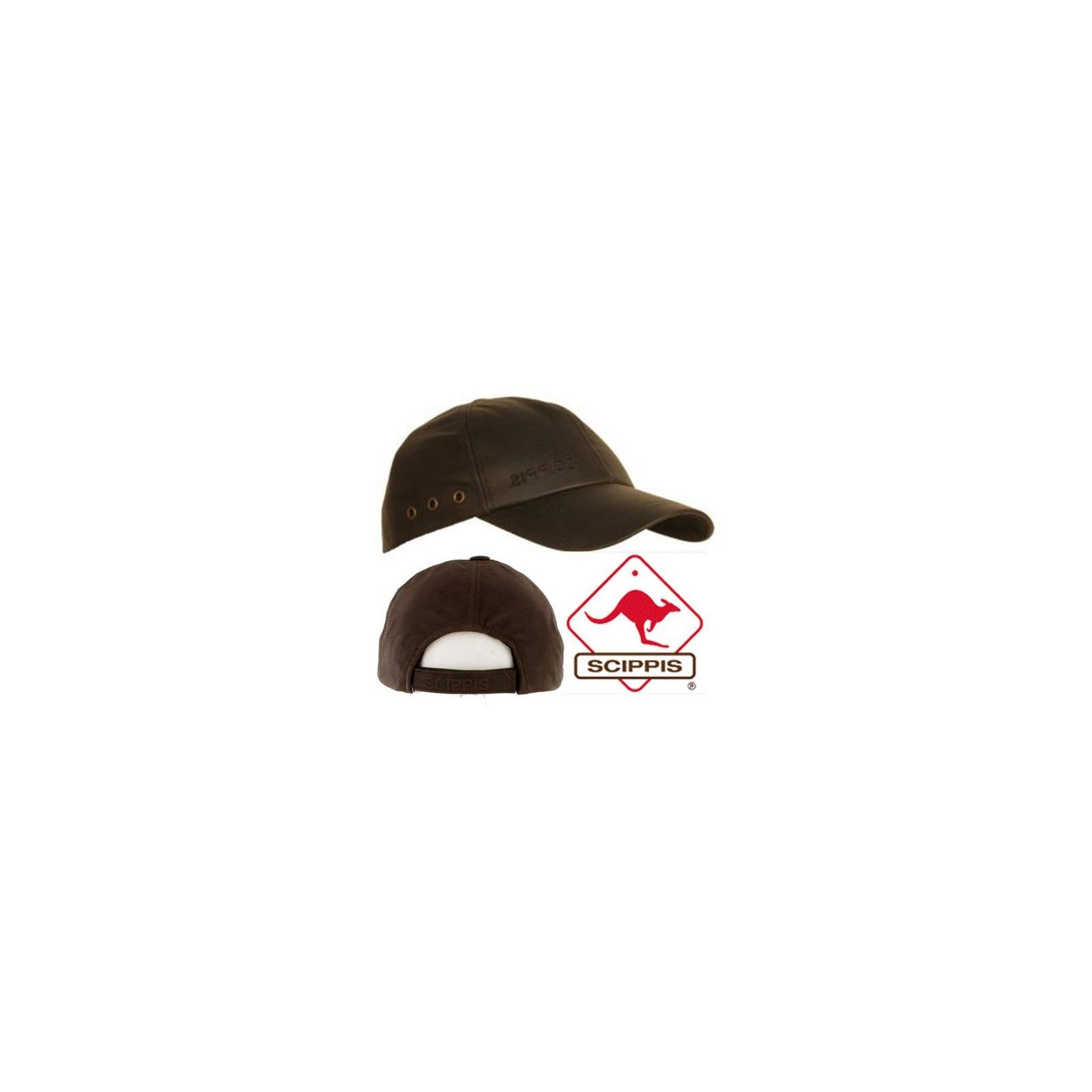 Scippis Cap leder