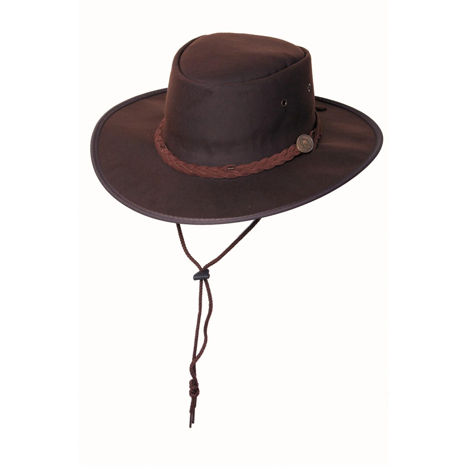 Oilskin Gibson hat