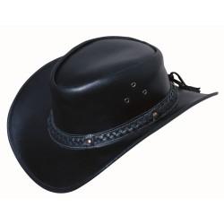 Lederen hoed Frisco