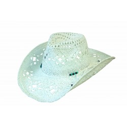 Diamond summer hat