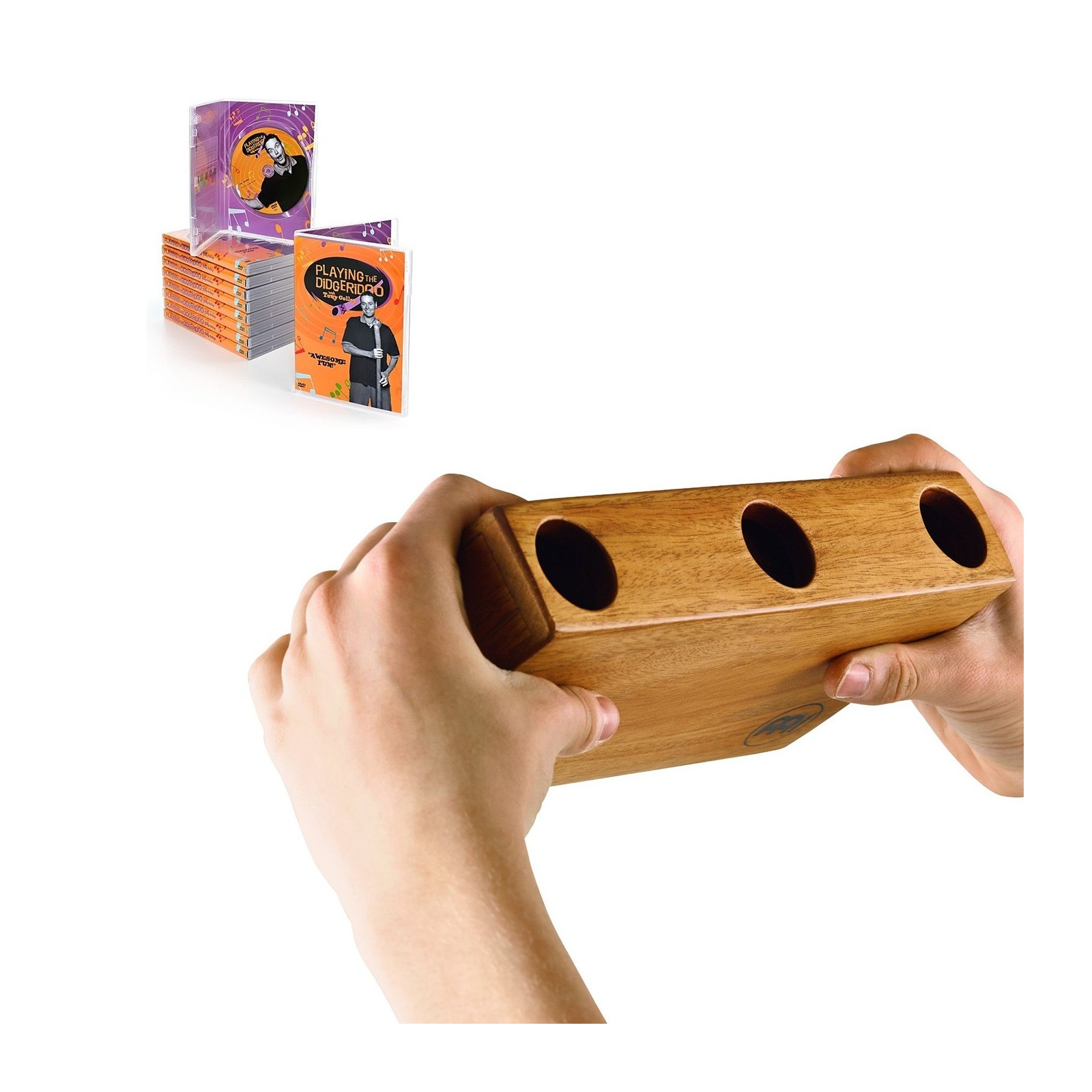 Meinl Stereo Didgeridoo  DDG-BOX2