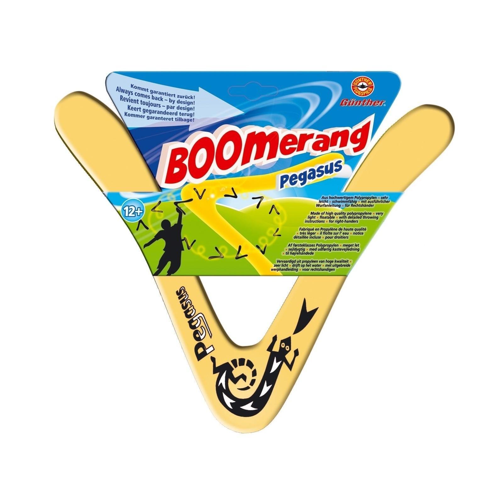 Boomerang Pegasus Gunther