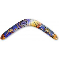 Boomerang aboriginer