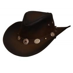 Lederen hoed Tombstone