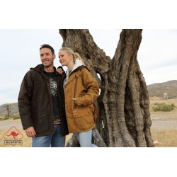 Tanami Jacket (Oilskin)