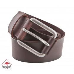 Ace de ceinture en cuir