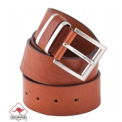 Leather Belt Aero
