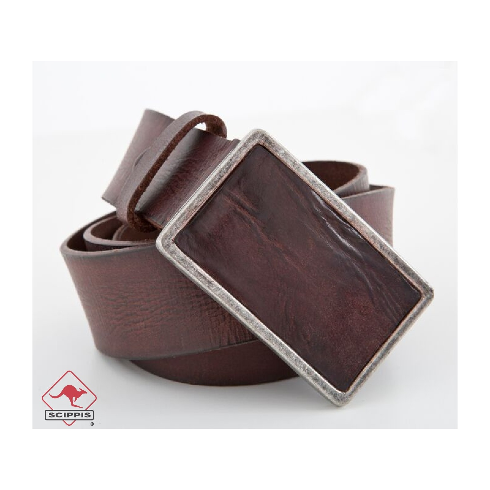 Scippis Fraser Leather Belt