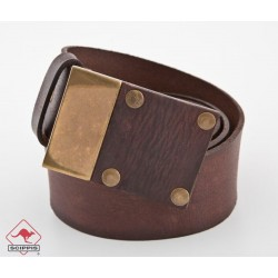 Scippis Douglas Leather Belt