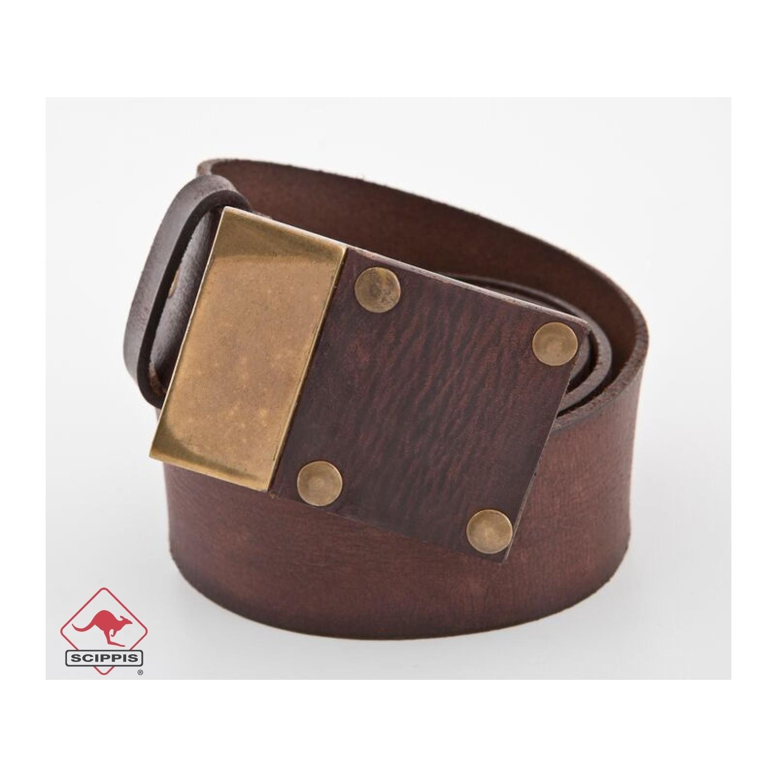 Scippis Douglas Leather Belt