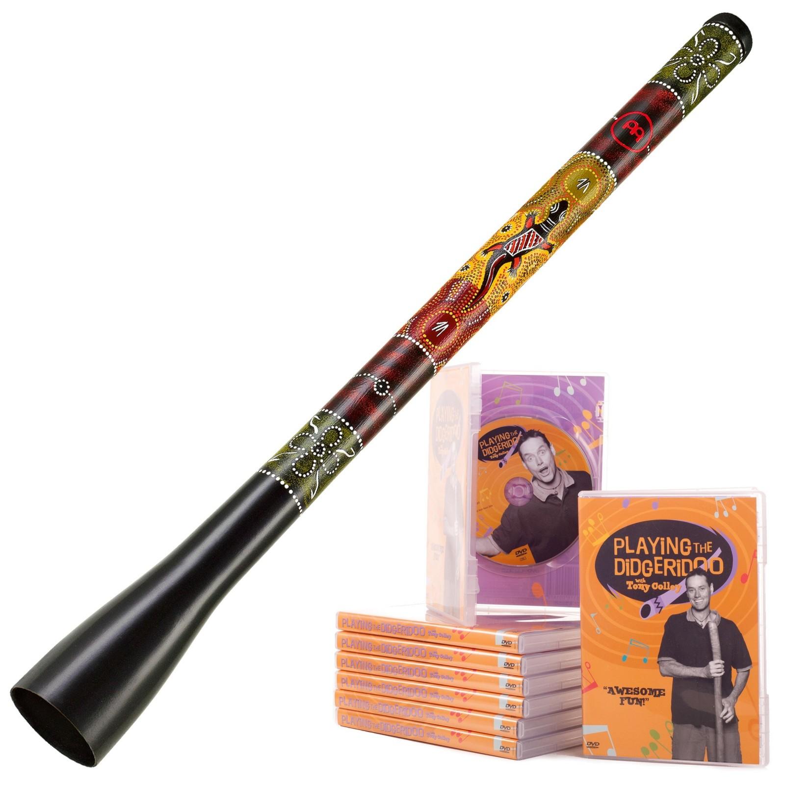 Meinl Slide Didge TSDDG1-BK + DVD