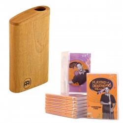 Meinl viaje Didgeridoo DDG-caja + instrucción DVD