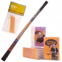 Australian Treasures Didgeridoo ''natural