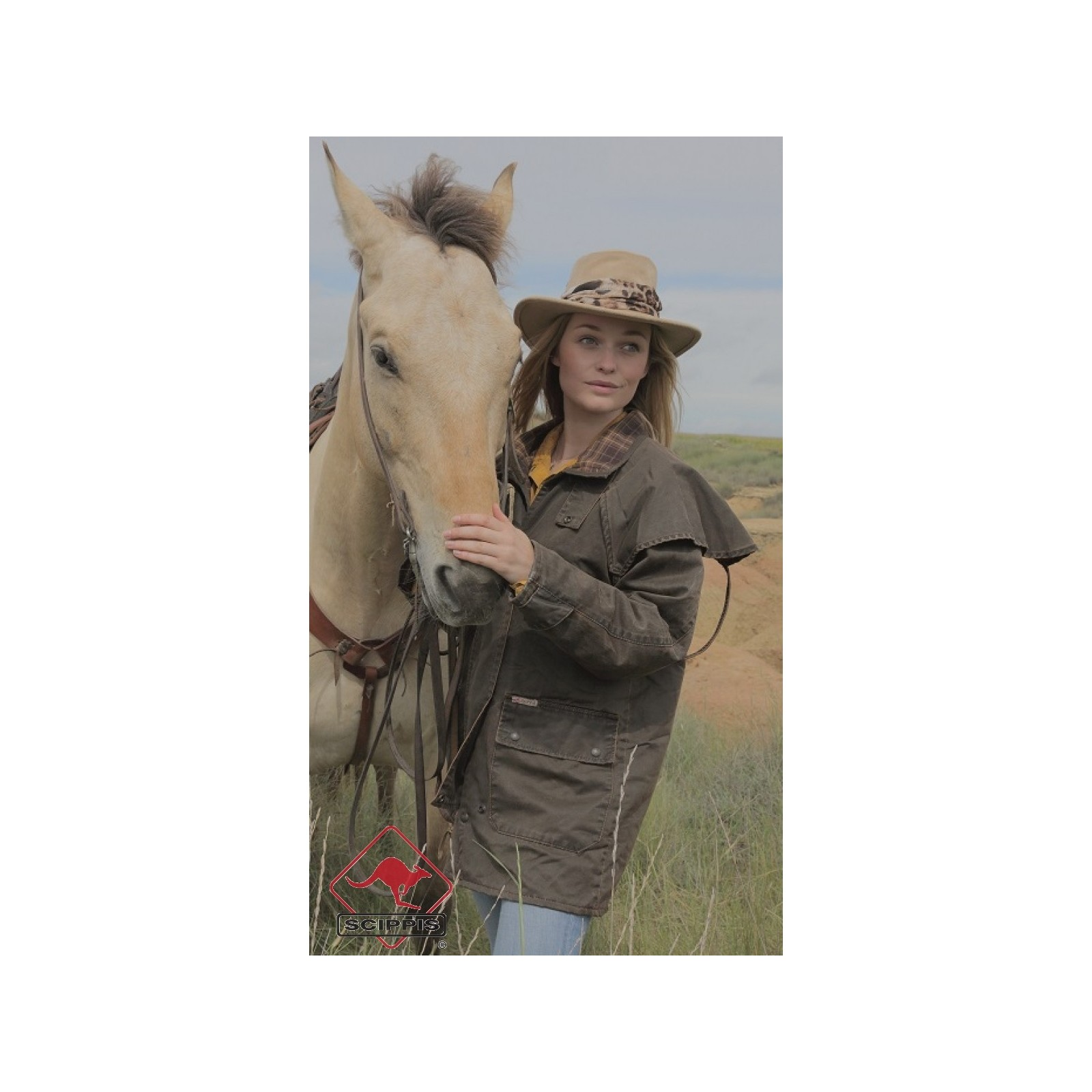 Scippis Flinders Riding Jacket