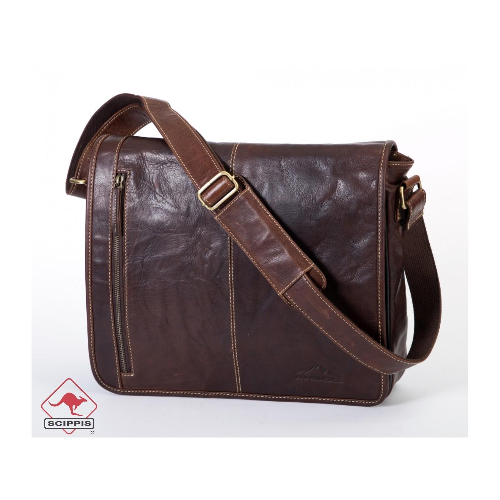 Scippis Atlanta Messenger Bag