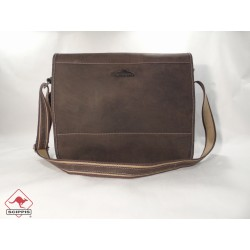 Boston Messenger Bag