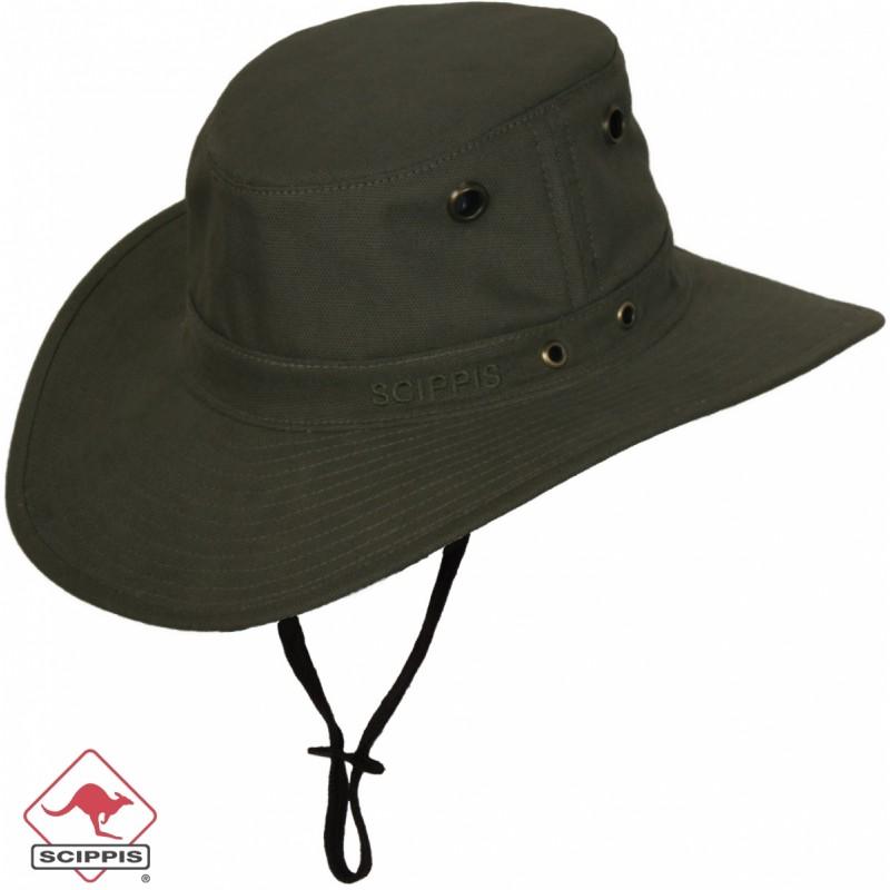 Australian Hat Cotton Grove Cotton Hat