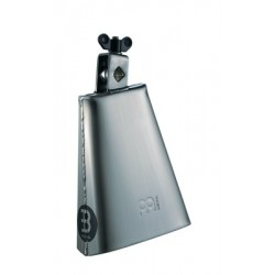 Cowbell 6,25'' Meinl Realplayer Handbrushed acier