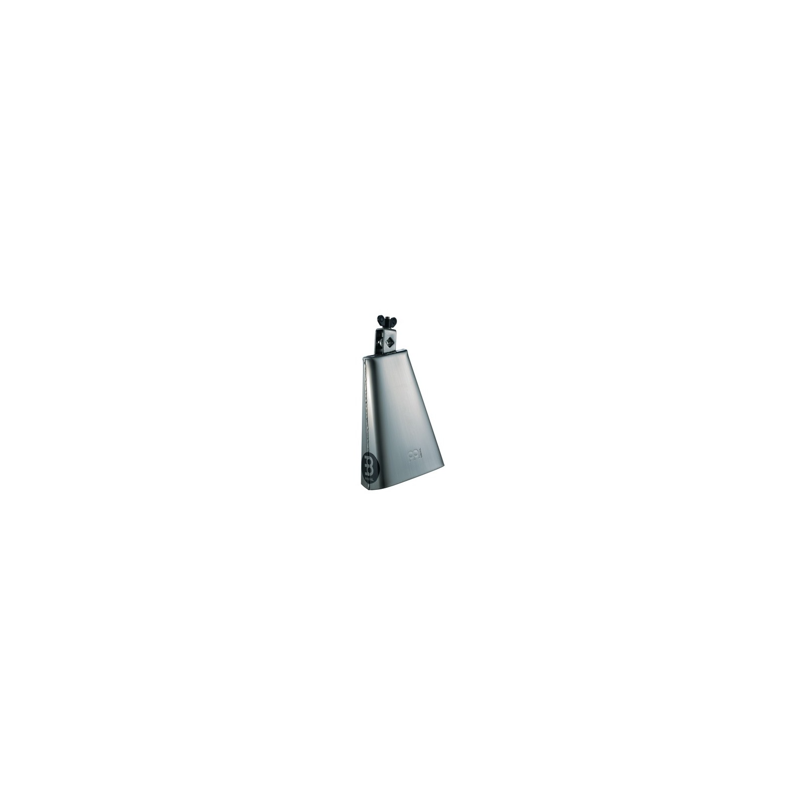Cowbell 6,25'' Meinl Realplayer Handbrushed Steel