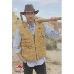 Scippis Murray Canvas Vest - mäns australiska väst