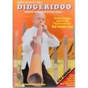 Madera de didgeridoo, incluyendo el DVD que reproduce el didgeridoo