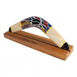 Australian Treasures Bumerang 40cm holz inclusive Bumerang Standard