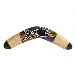 BOOMERANG de madera hecho a mano de 30 cm