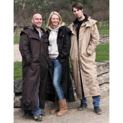 El impermeable de Scippis Stockman Coat