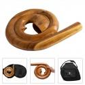 Australian Treasures Spiral Travel Didgeridoo | AT-Spiral