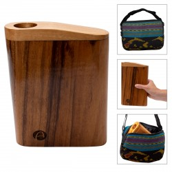 Australian Treasures Reise-Didgeridoo - AT-Travel inklusive Tasche