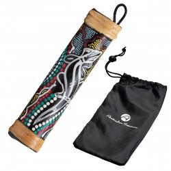 Baton de pluie 20cm painted incluant un sac en nylon pour baton de pluie
