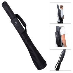 DIDGERIDOOBAG 170 cm - Nylon PRO Didgeridoo bag bell Ø 19 cm. Adjustable shoulder strap