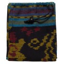 DIDGERIDOO BAG 125 cm - Sac Didgeridoo en tissu Ikat. Diamètre Ø 8 cm. Y compris sangle de transport
