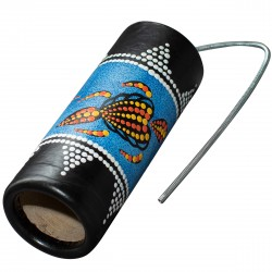Donner-trommel  AT- BLTD-20, Donnermacher – Klanginstrument für Kinder. Länge 20 cm